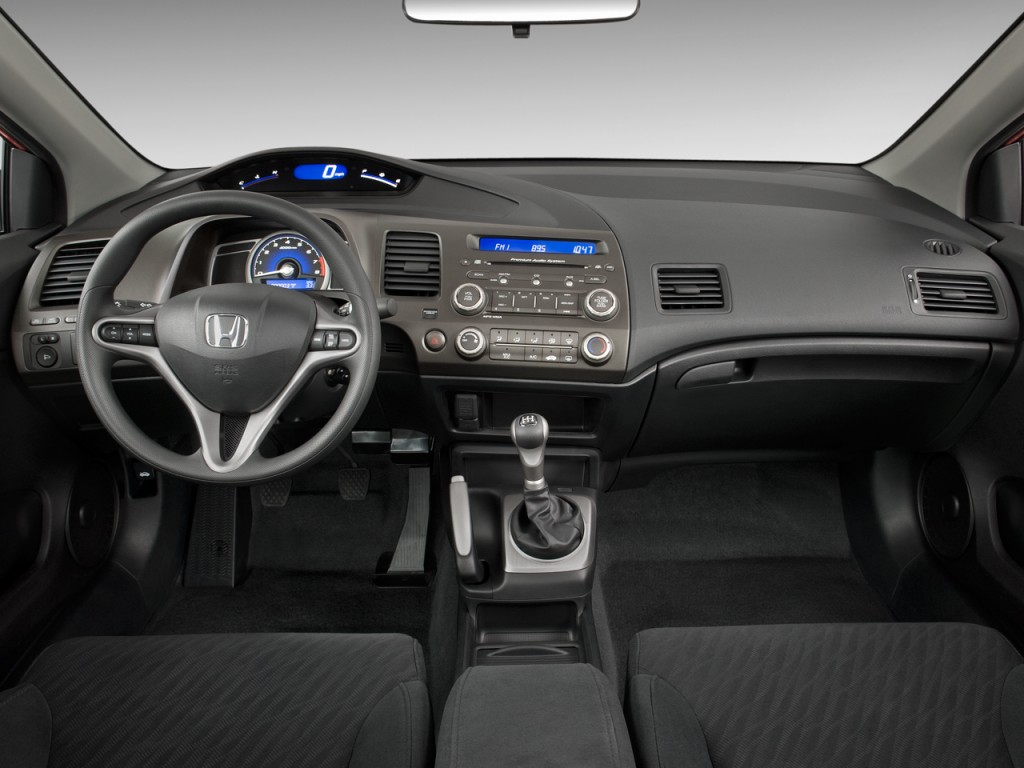 Image 2011 Honda Civic Coupe 2 Door Auto Ex Dashboard Size 1024 X 768 Type Gif Posted On