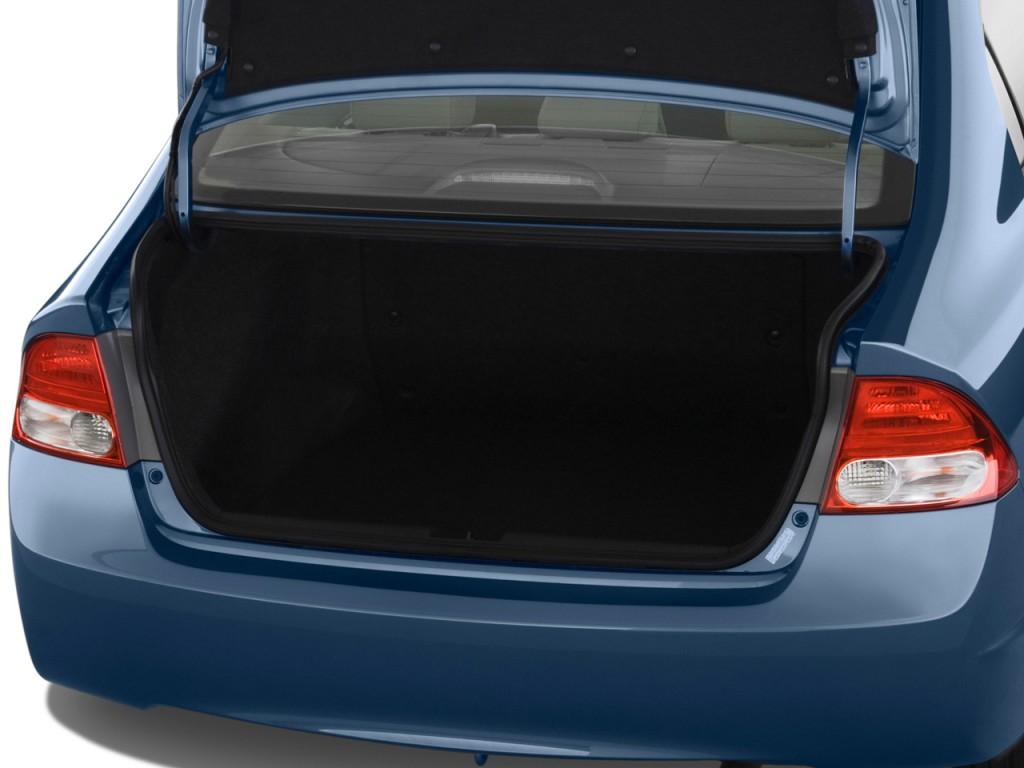 Image 2011 Honda Civic Hybrid Trunk Size 1024 X 768