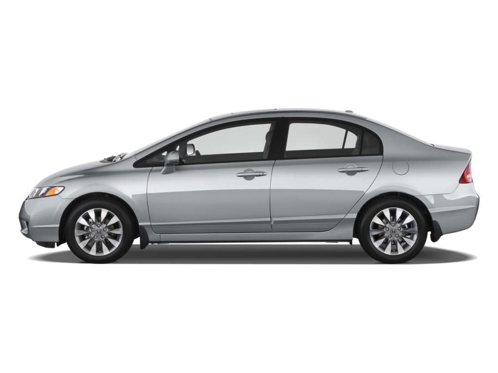 Image 2011 Honda Civic Sedan 4 Door Auto Ex L Side