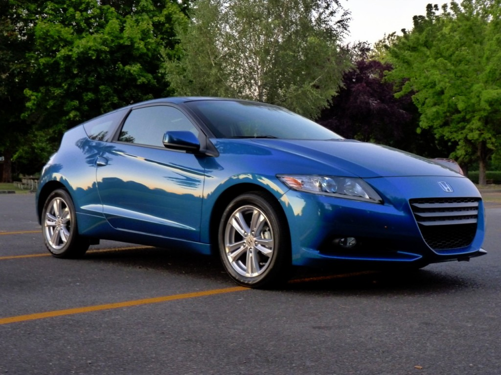 2011 Honda CR-Z: Three Test Drives, Three Editors' Opinions, Five Questions