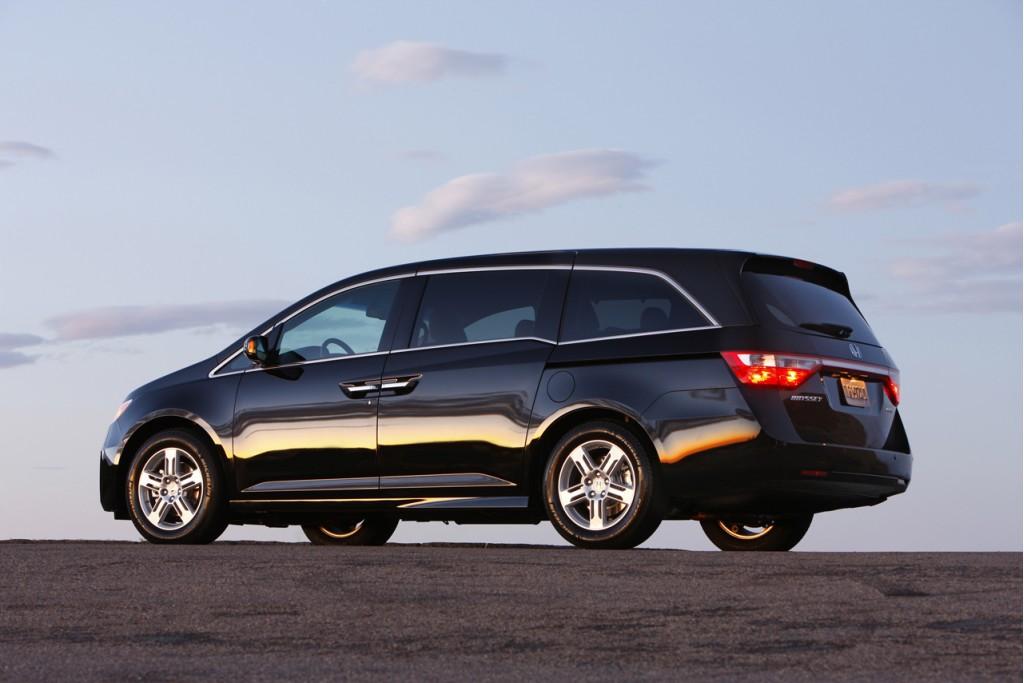 Preview: 2011 Honda Odyssey