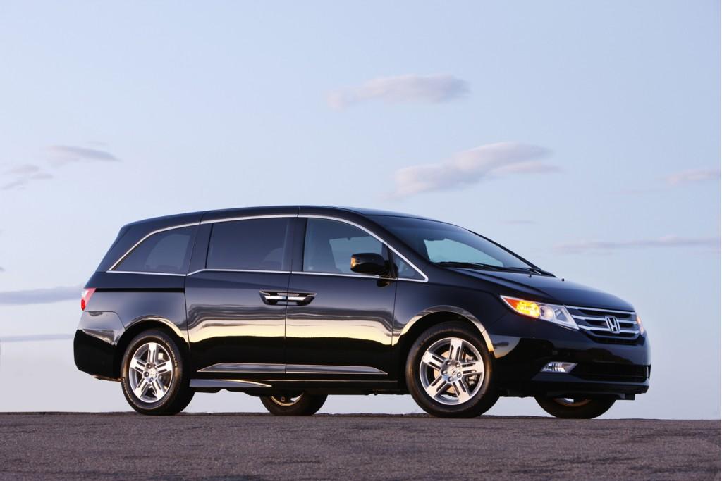 First Drive: 2011 Honda Odyssey