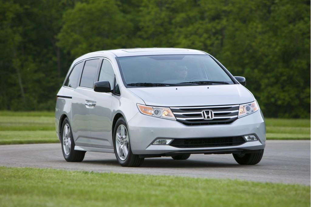 2011 Honda Odyssey Touring