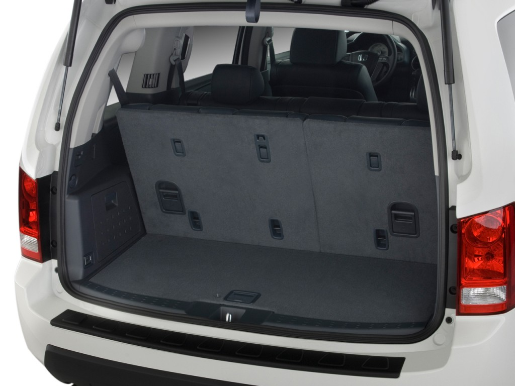 Image: 2011 Honda Pilot 2WD 4-door EX-L w/RES Trunk, size: 1024 x 768, type: gif, posted on: May ...