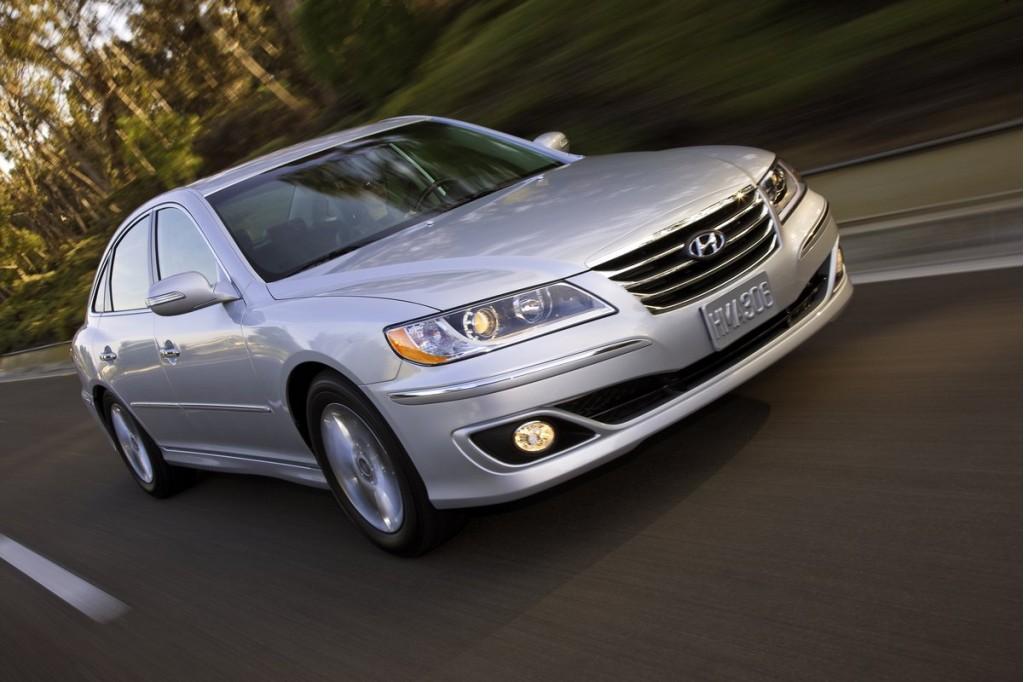 2006-2011 Hyundai Azera, Sonata Sedans Recalled For Corrosion Issue