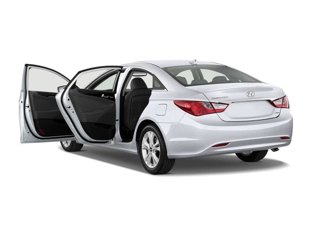 Image 2011 Hyundai Sonata 4 Door Sedan I4 Auto Limited