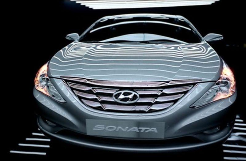 2011 Hyundai Sonata spy shots