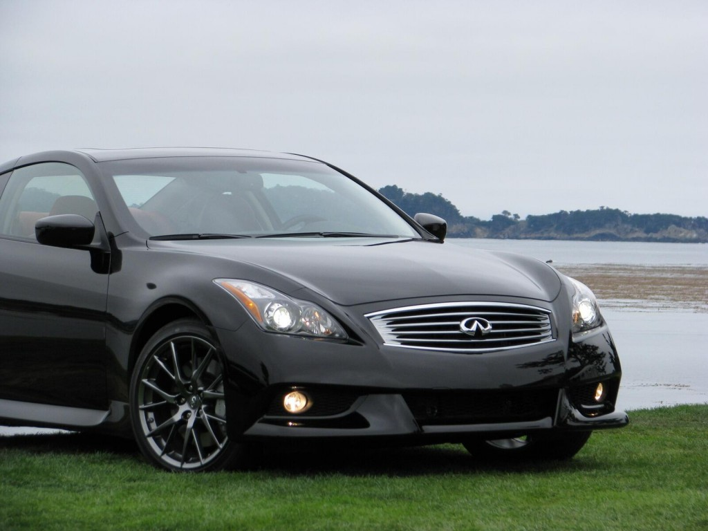 2012 Infiniti Qx80 For Sale >> Image: 2011 Infiniti G37 Coupe IPL live from Pebble Beach, size: 1024 x 768, type: gif, posted ...
