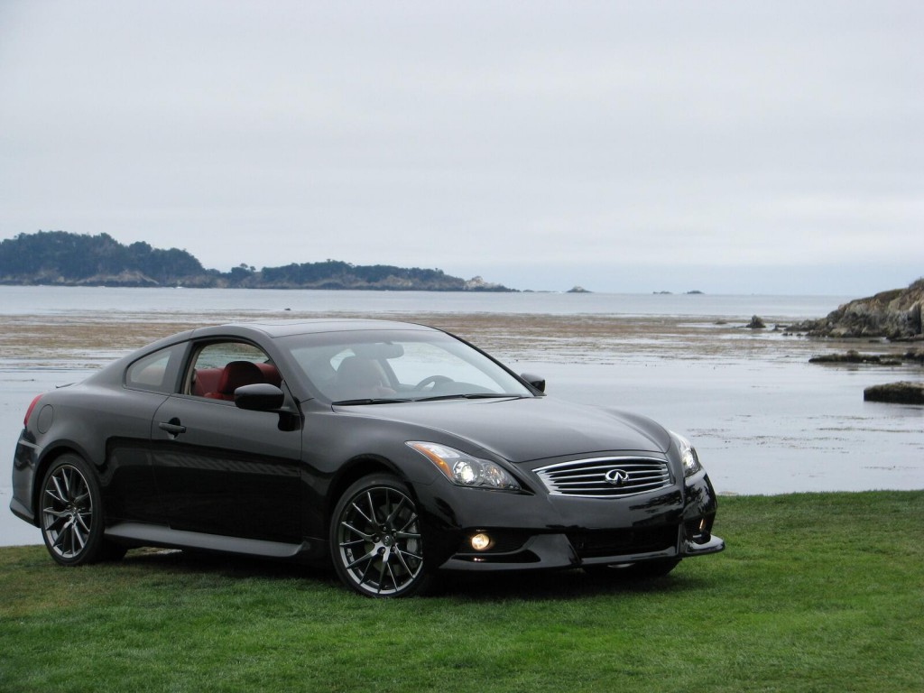 image 2011 infiniti g37 coupe ipl live from pebble beach. Black Bedroom Furniture Sets. Home Design Ideas