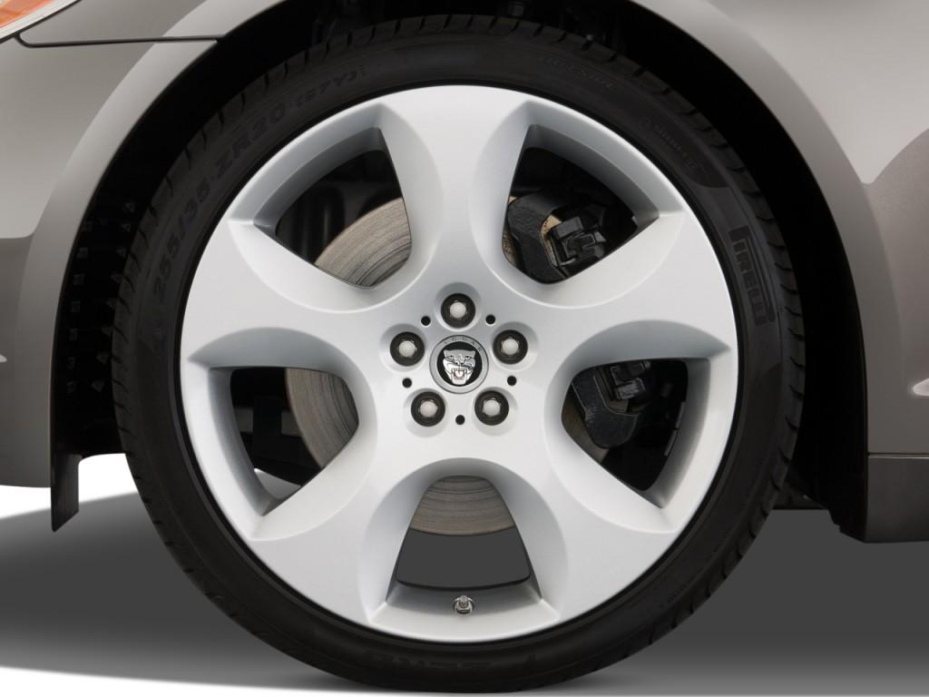 Image 2011 Jaguar Xf 4 Door Sedan Xf Supercharged Wheel