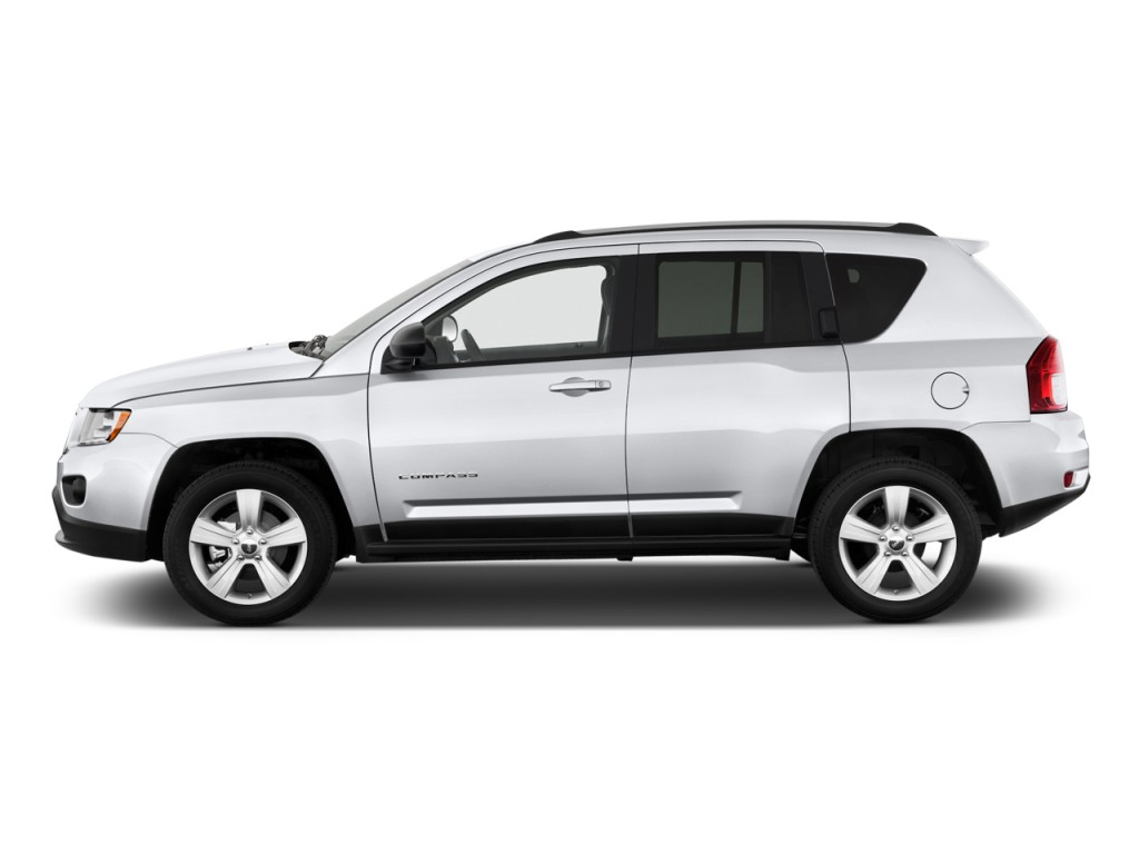 Image 2011 Jeep Compass Fwd 4 Door Side Exterior View Size 1024 X 768 Type Gif Posted On