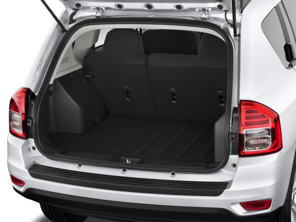 Image: 2011 Jeep Compass FWD 4-door Trunk, size: 1024 x ...