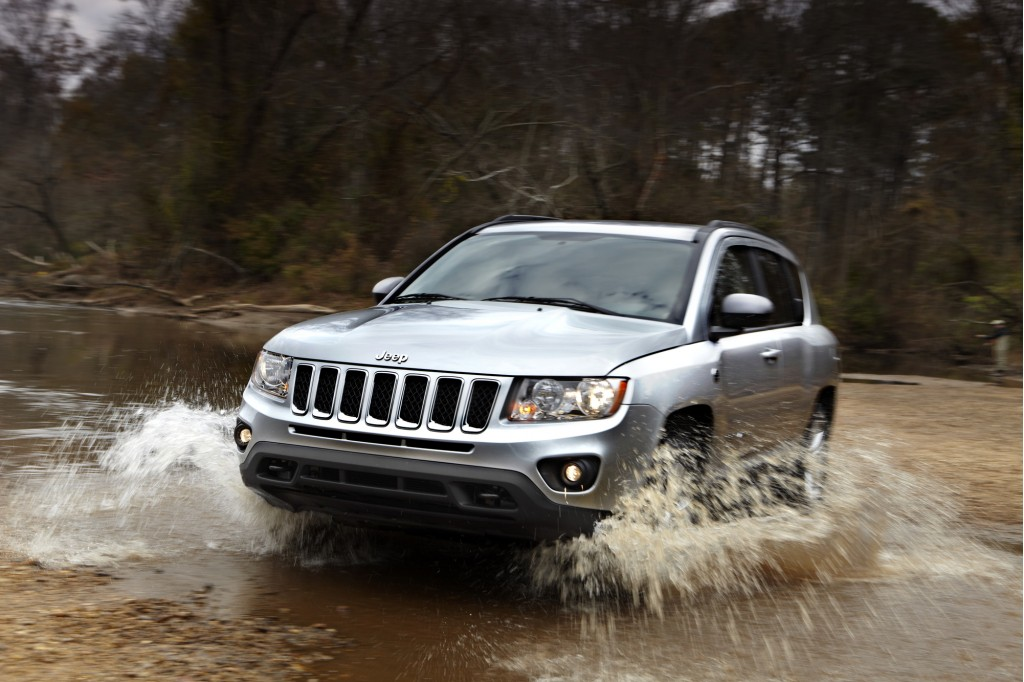 2011 Jeep Compass Preview