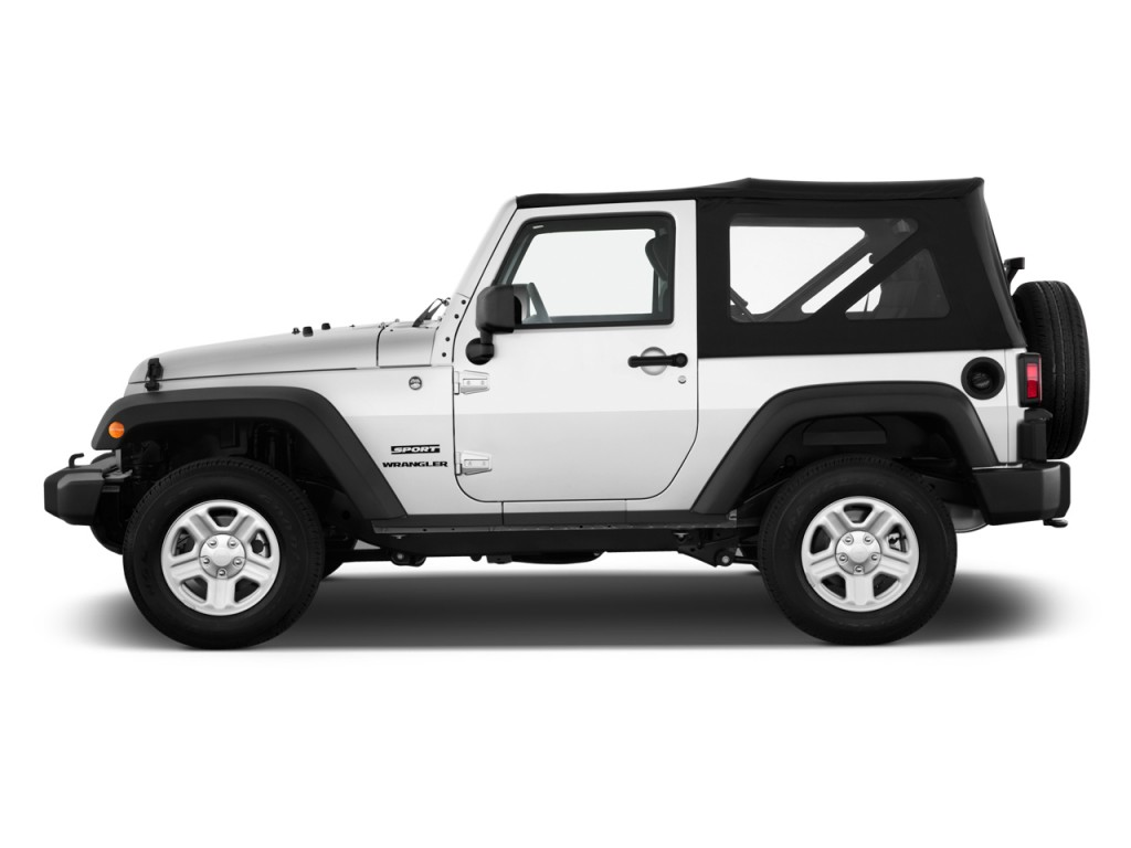 Jeep Wrangler Wd Door Sport Side Exterior View L on Jeep Grand Cherokee Battery Size