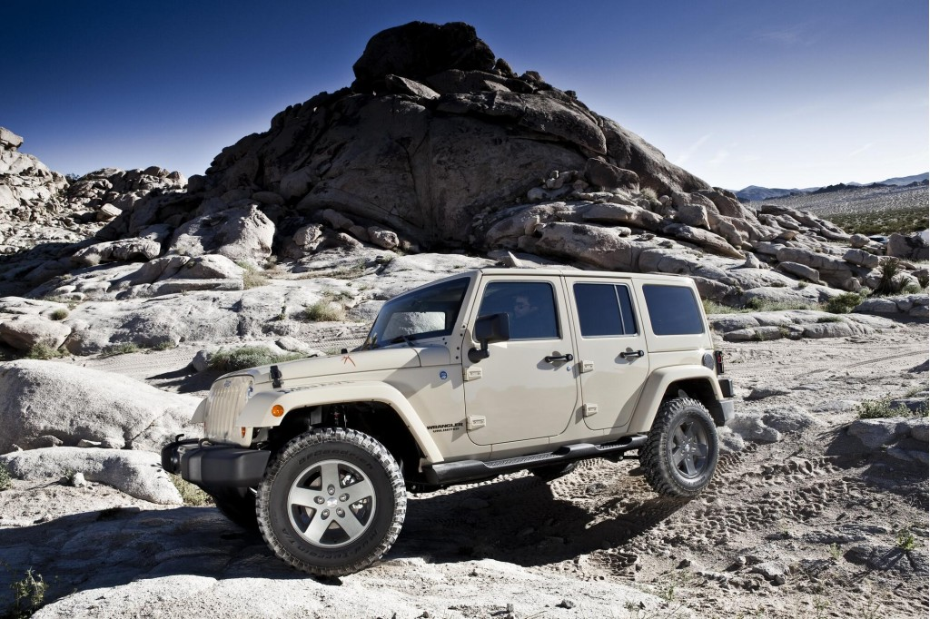 War Horses: Five Family SUVs For Your Off-Road Summer