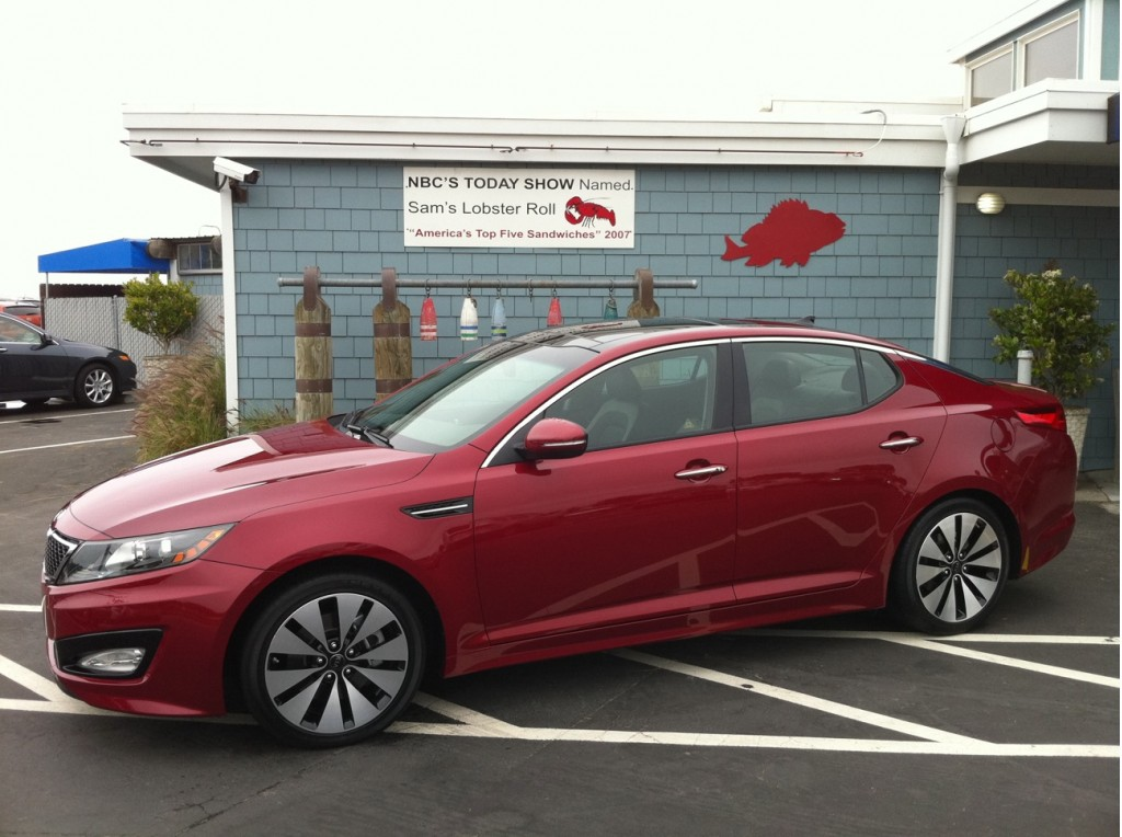 Today at High Gear Media: Hackers in Cars, Kia Optima, and Leaf