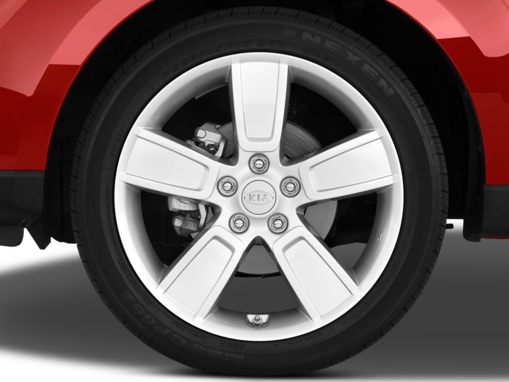 Image 2011 Kia Soul 5dr Wagon Auto Sport Wheel Cap Size