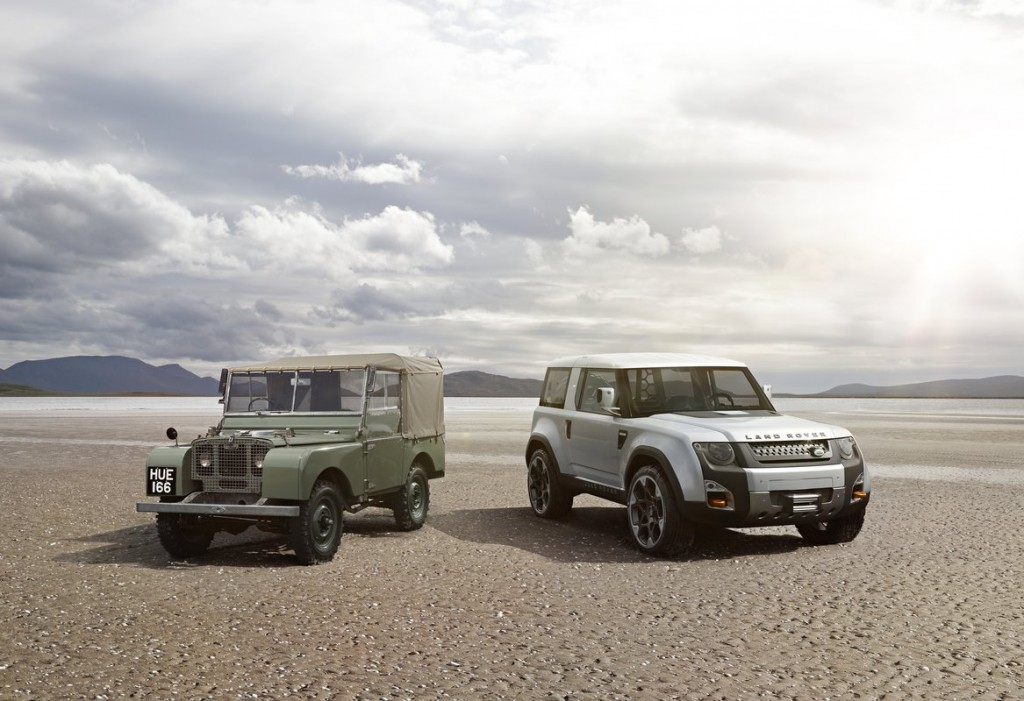 NextGeneration Land Rover Defender Coming In 2016 Report