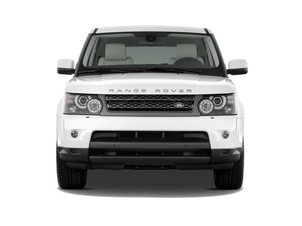 2011 Land Rover Range Rover Sport 4WD 4-door HSE Front Exterior View
