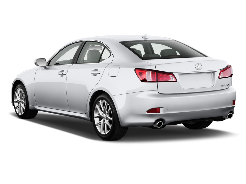 image 2011 lexus is 250 4 door sport sedan auto awd angular rear exterior view size 1024 x. Black Bedroom Furniture Sets. Home Design Ideas
