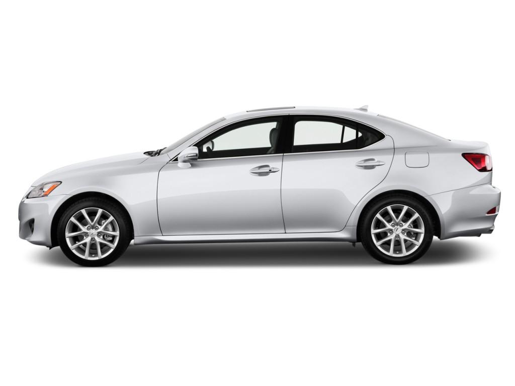 image 2011 lexus is 250 4 door sport sedan auto awd side. Black Bedroom Furniture Sets. Home Design Ideas