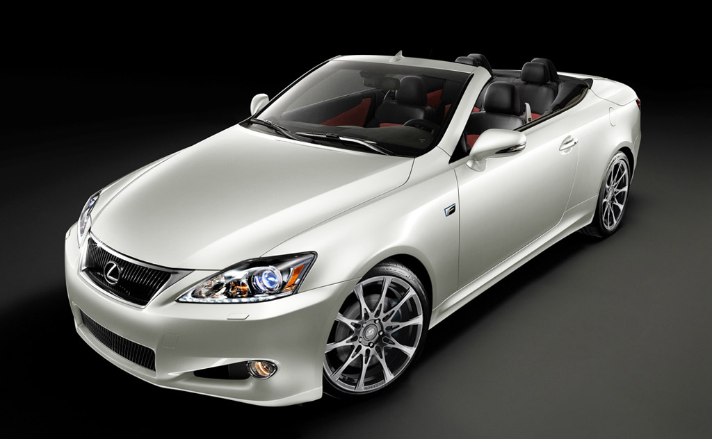 2011 Lexus IS 350C F Sport Special Edition Priced From $55,120