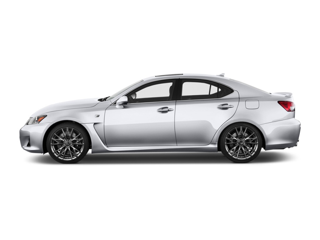 image 2011 lexus is f 4 door sedan side exterior view size 1024 x 768 type gif posted on. Black Bedroom Furniture Sets. Home Design Ideas