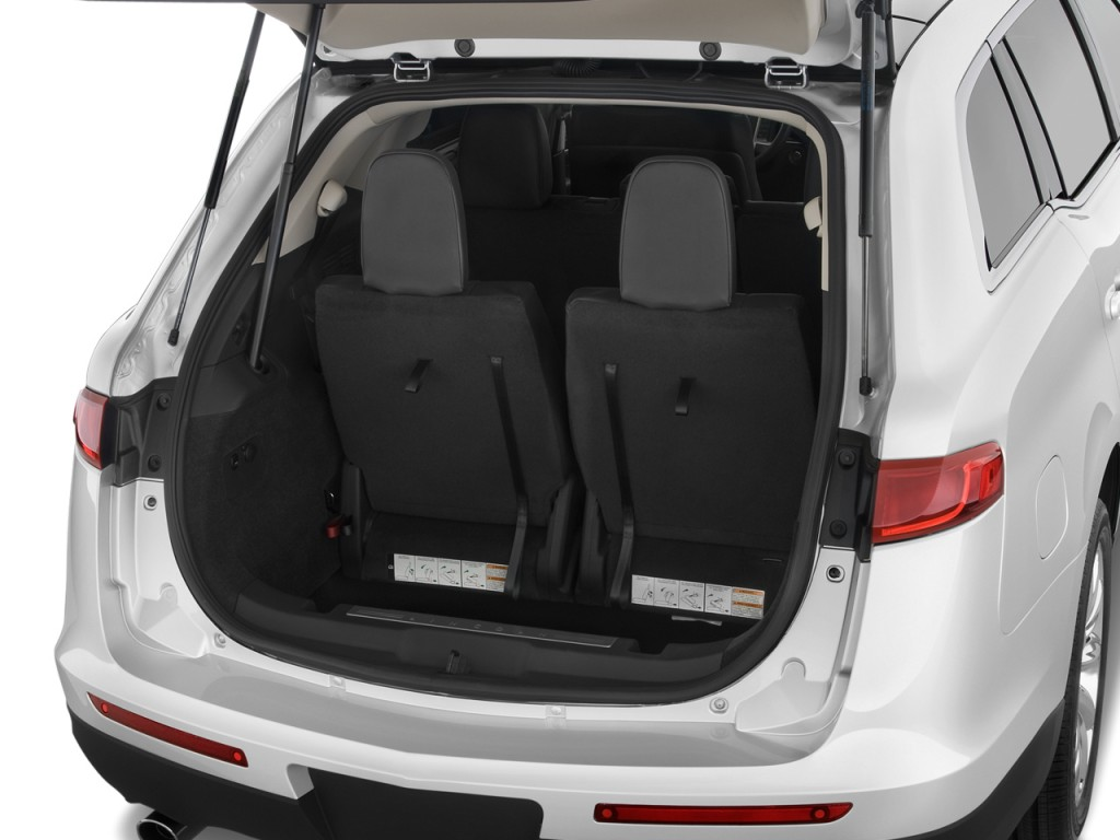 Image 2011 Lincoln Mkt 4 Door Wagon 3 7l Fwd Trunk Size