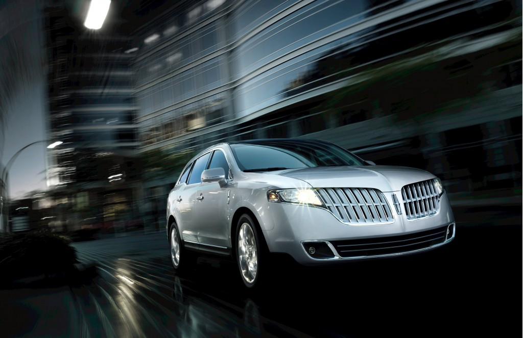 2012 Lincoln MKT Price Cut, Ordering Simplified