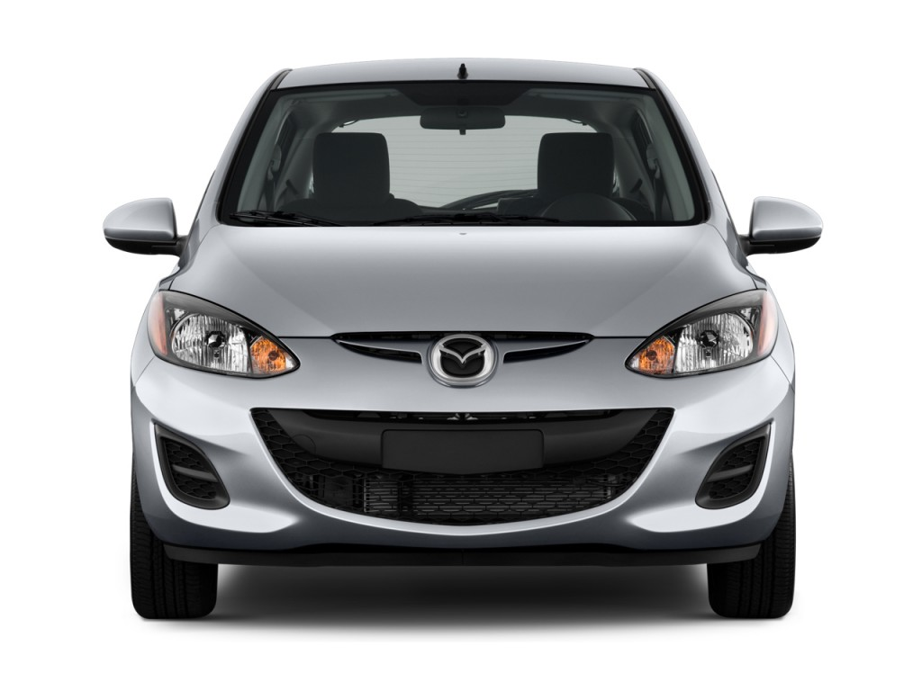 2011 Mazda MAZDA2 4-door HB Auto Sport Front Exterior View