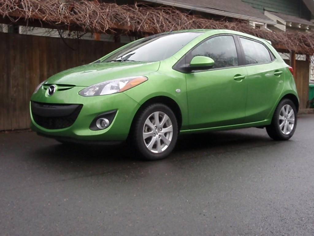 2011 Mazda Mazda2: Driven