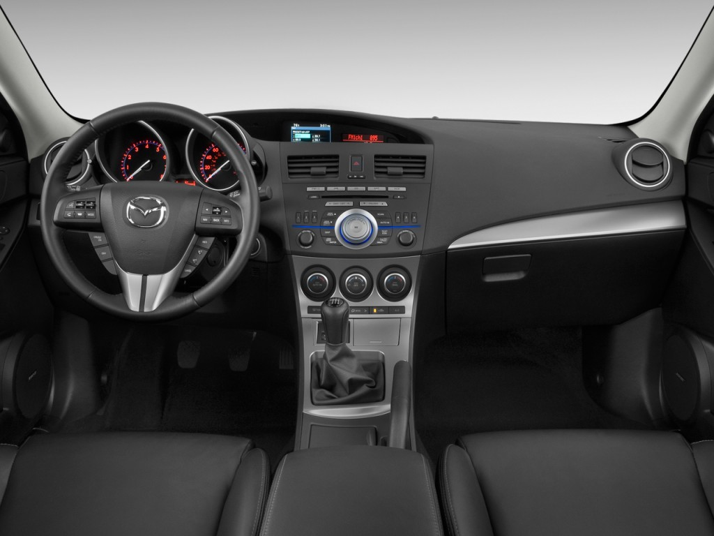 image 2011 mazda mazda3 5dr hb auto s grand touring. Black Bedroom Furniture Sets. Home Design Ideas