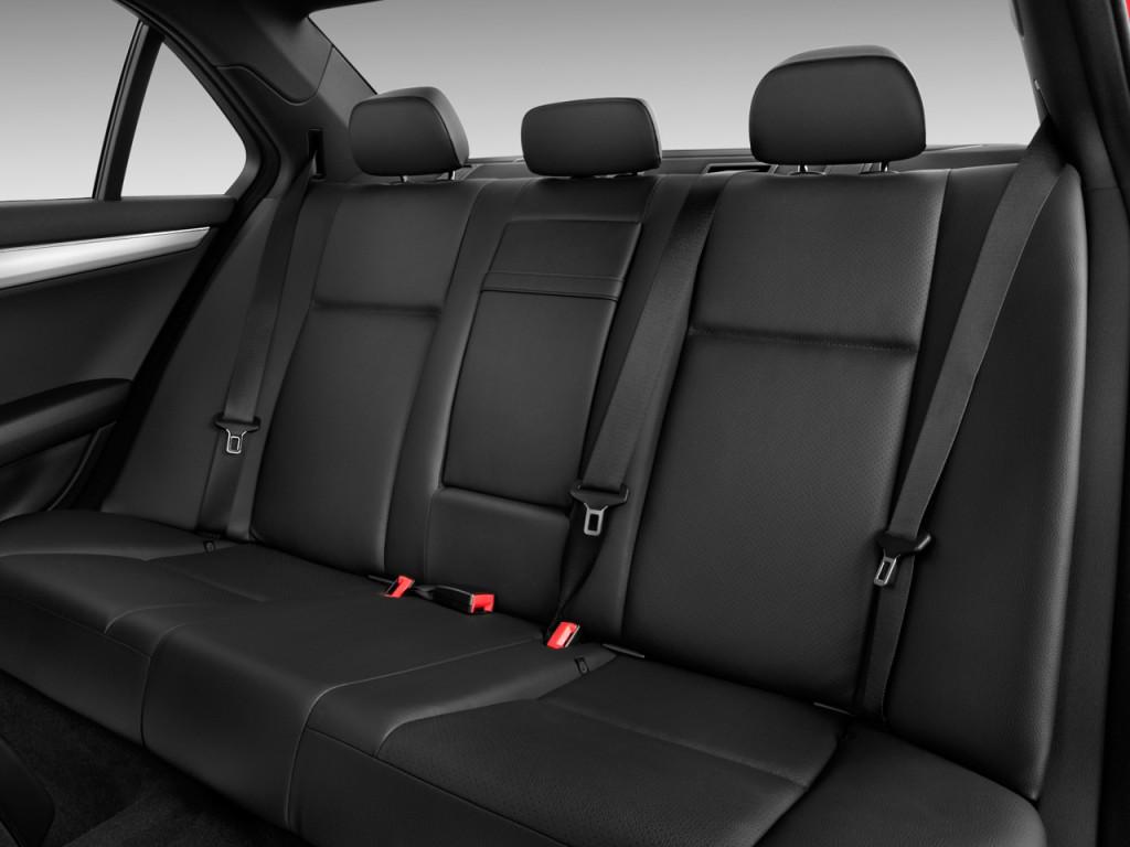 image 2011 mercedes benz c class 4 door sedan 3 0l sport rwd rear seats size 1024 x 768 type. Black Bedroom Furniture Sets. Home Design Ideas
