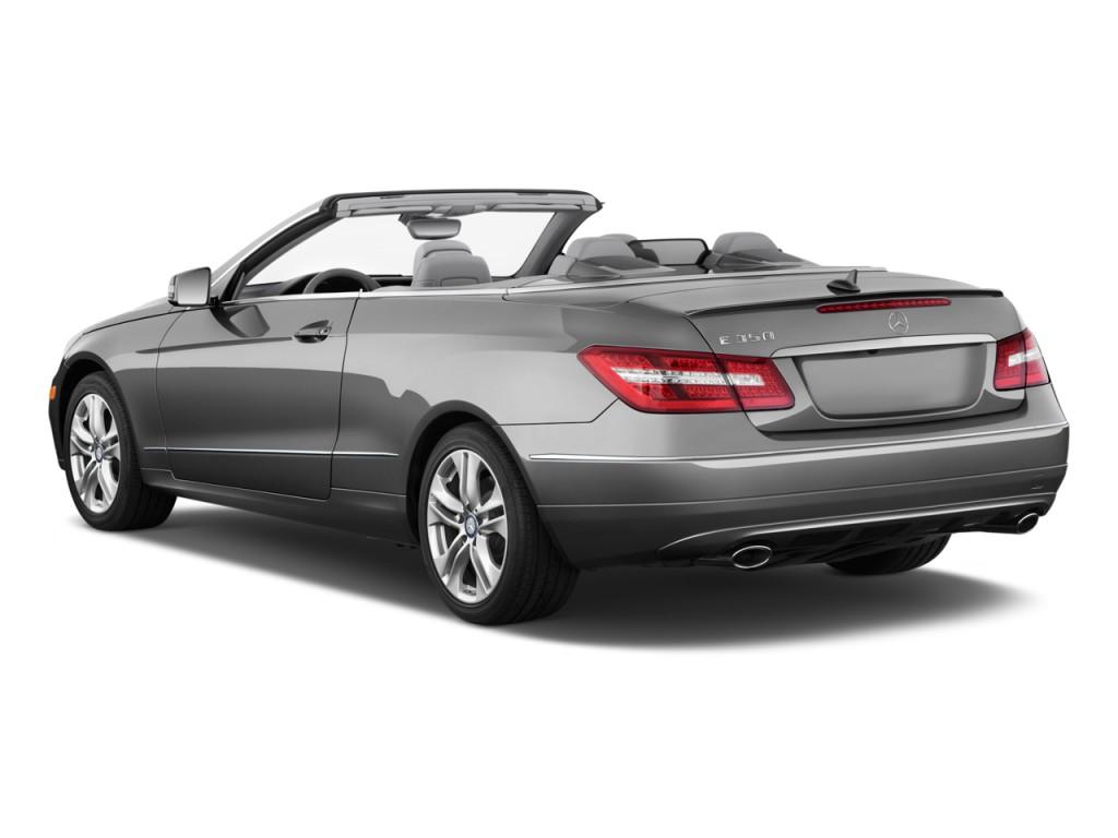 Image 2011 mercedes benz e class 2 door cabriolet 3 5l for 2011 mercedes benz e class convertible