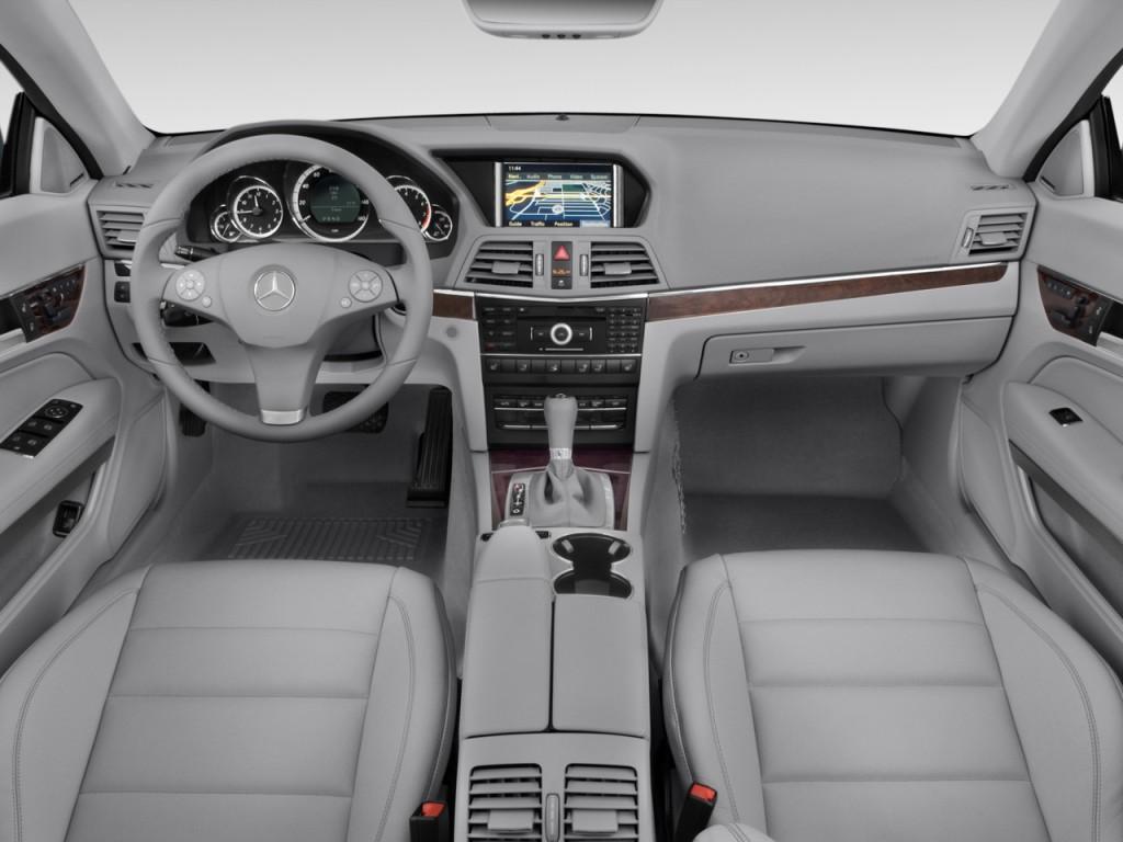 Image 2011 mercedes benz e class 2 door cabriolet 3 5l for Mercedes benz dashboard lights not working