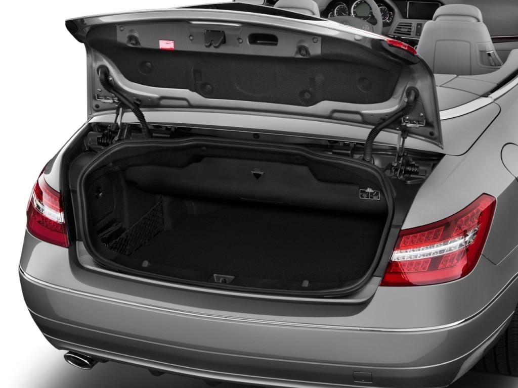 Image 2011 Mercedes Benz E Class 2 Door Cabriolet 3 5l