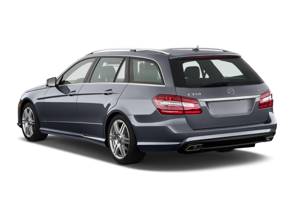Image 2011 mercedes benz e class 4 door wagon sport 3 5l for 2011 mercedes benz e350 4matic wagon