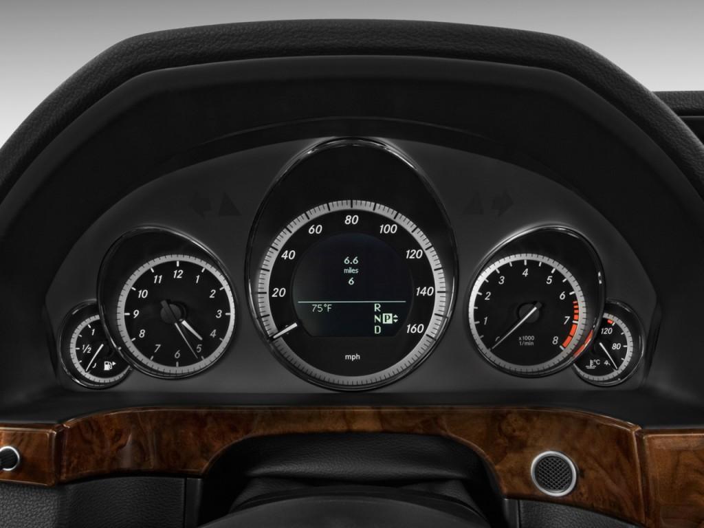 Image 2011 Mercedes Benz E Class 4 Door Wagon Sport 3 5l