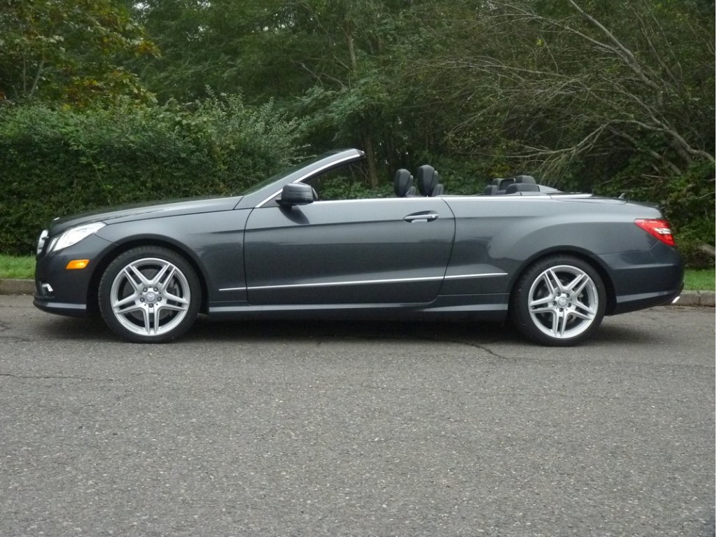 Image gallery 2012 e550 convertible for 2012 mercedes benz e350 convertible