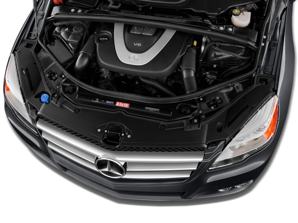 Image: 2011 Mercedes-Benz R Class 4MATIC 4-door 3.5L Engine, size ...