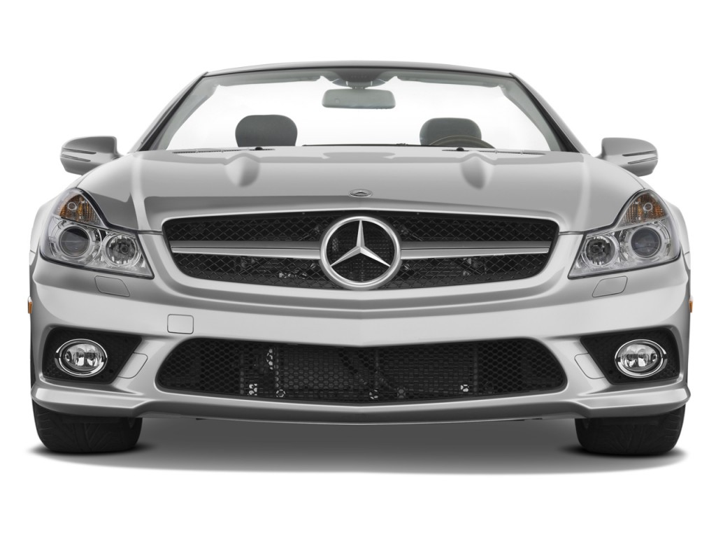 image 2011 mercedes benz sl class 2 door roadster 5 5l v8. Black Bedroom Furniture Sets. Home Design Ideas
