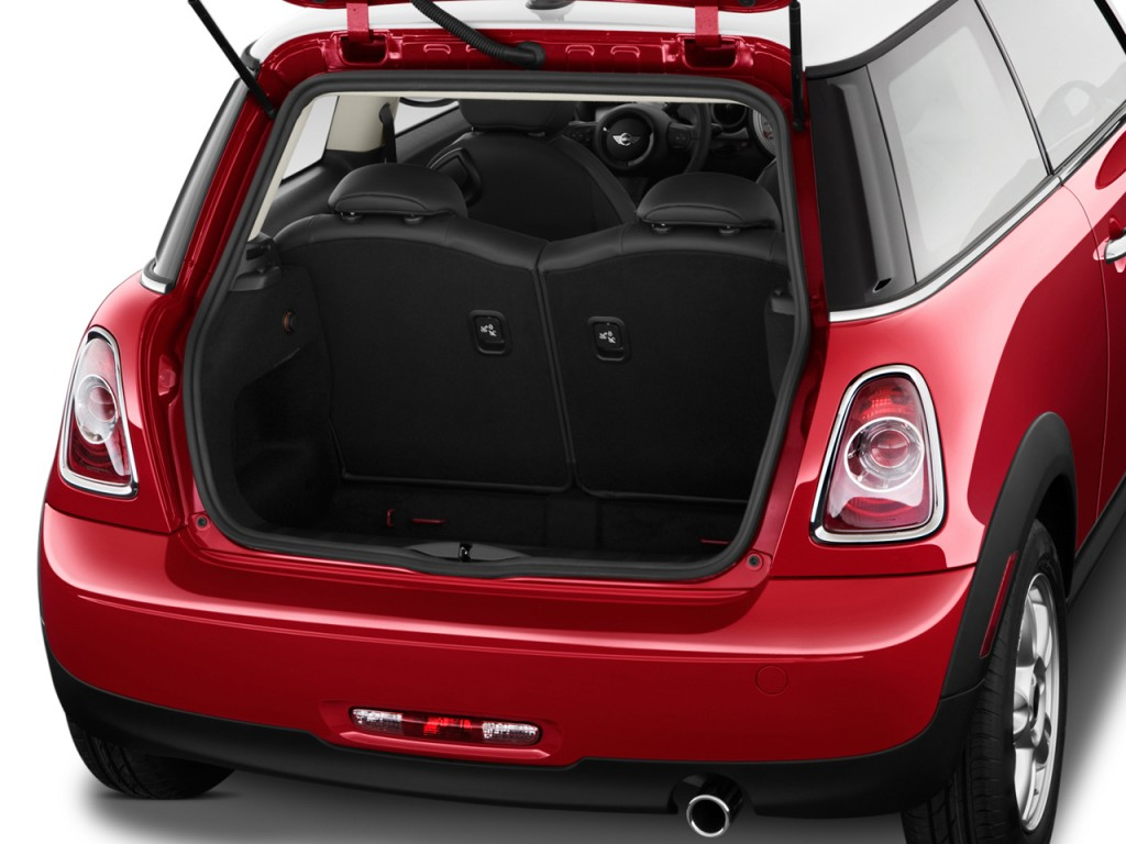 Image 2011 Mini Cooper 2 Door Coupe Trunk Size 1024 X