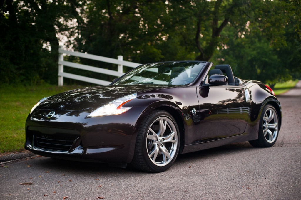 Image: 2011 Nissan 370Z And 1990 Nissan 300ZX. Photos by ...