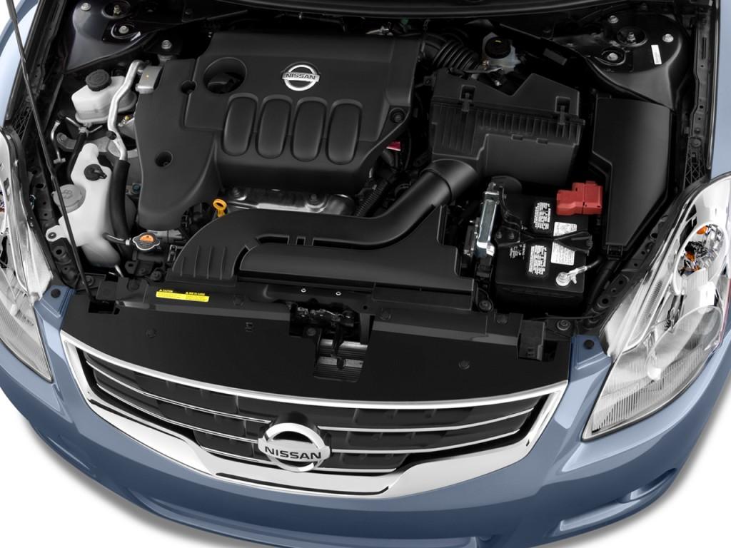 image 2011 nissan altima 4 door sedan i4 cvt 2 5 s engine. Black Bedroom Furniture Sets. Home Design Ideas