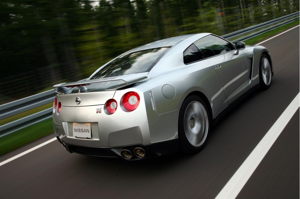 My Memorable Auto Show Moment: The Nissan GT-R