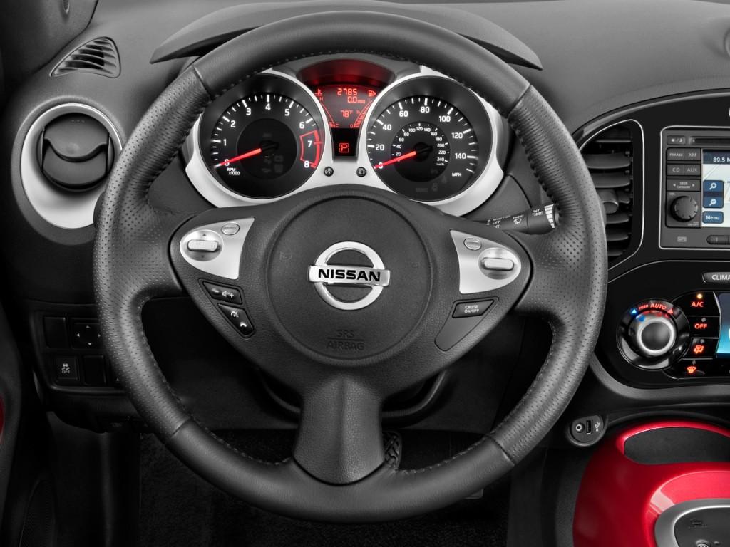 Nissan Frontier Diesel >> Image: 2011 Nissan Juke AWD 5dr Wagon I4 CVT SV Steering ...