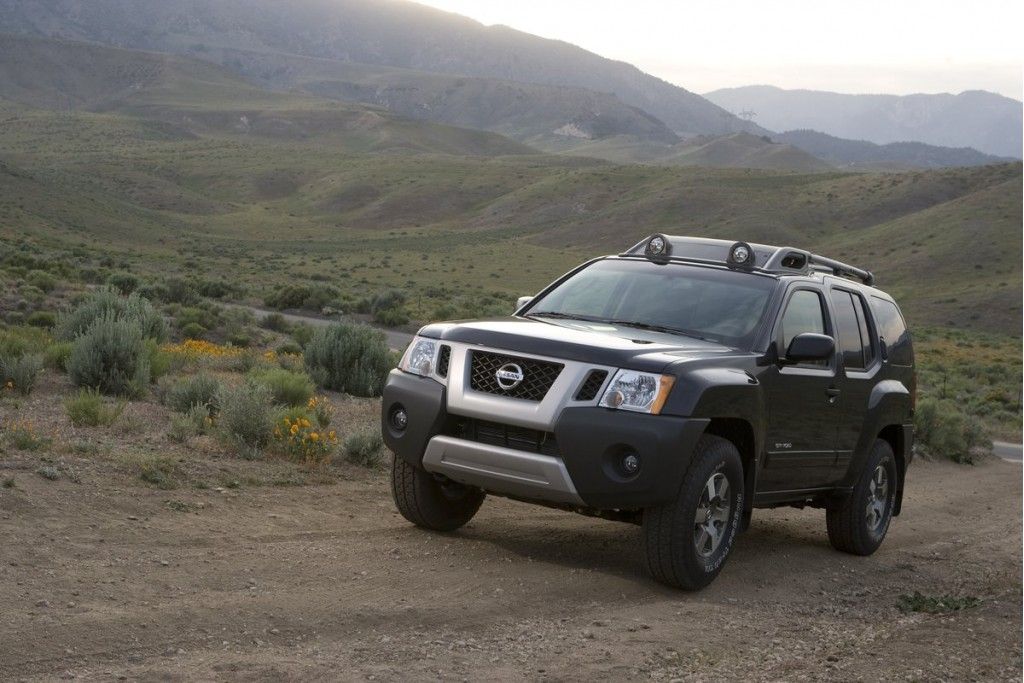 Nissan Announces Pricing For 2012 Frontier, Pathfinder, Xterra
