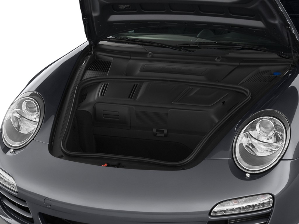 Image 2011 Porsche 911 2 Door Coupe Carrera 4s Trunk