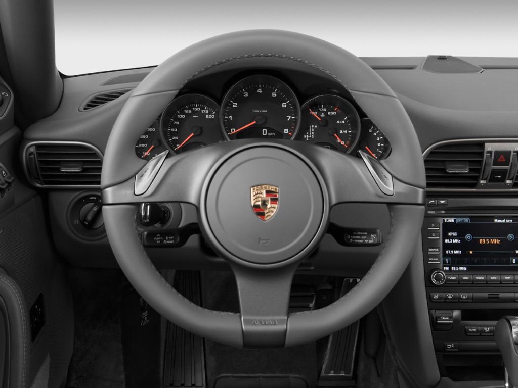 Image 2011 Porsche 911 2 Door Coupe Carrera Steering