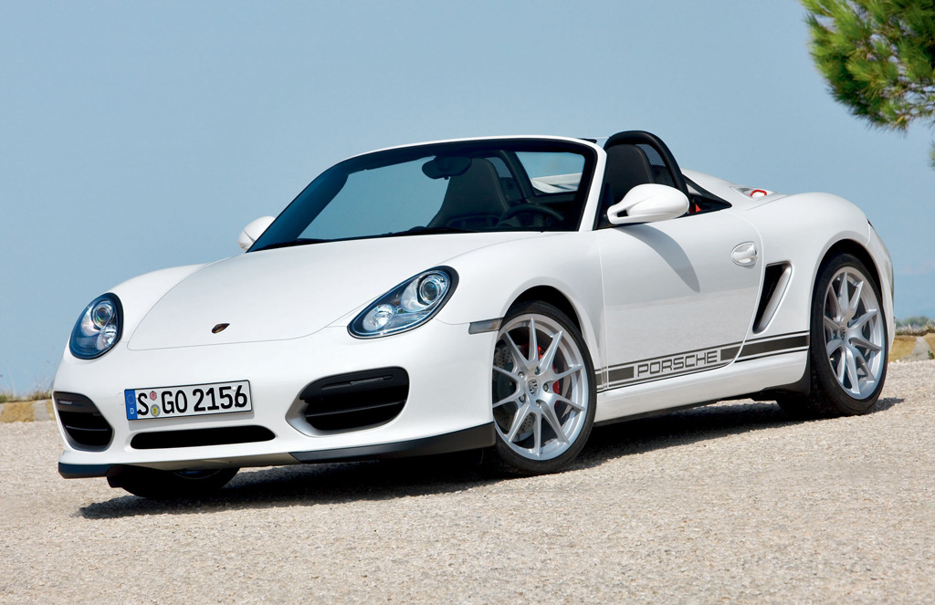 2011 Porsche Boxster Spyder, New Viper Due In 2012: Today's Car News